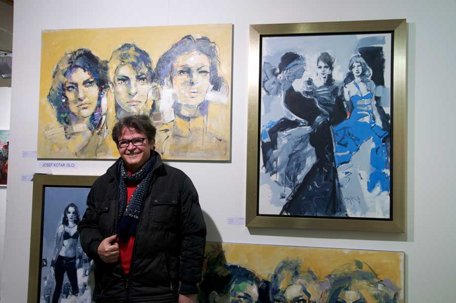 Joseph Kotar, ART Innsbruck - liberementi for biancoscuro